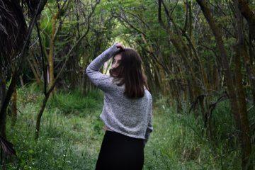 אני לא חזקה, אני עץ
